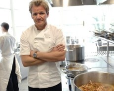 Gordon Ramsay to produce chef comedy series