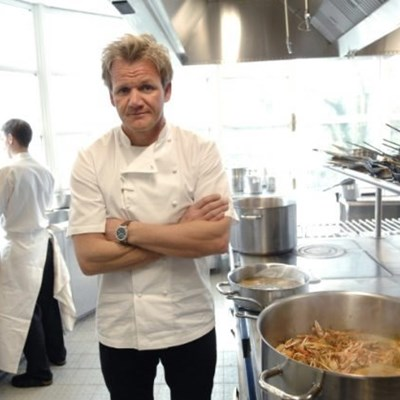 Gordon Ramsay to produce chef comedy series
