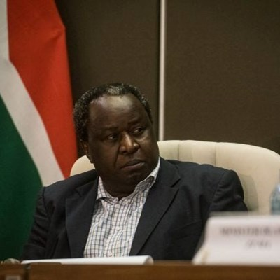 Tito Mboweni finds funds for fight against virus