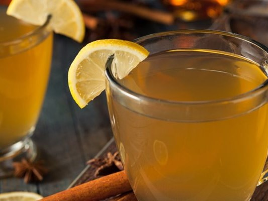 Hot toddy: The trusted remedy