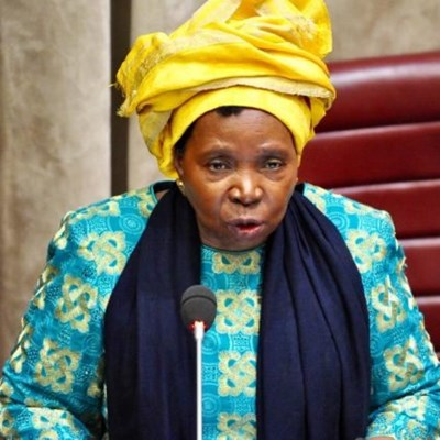 SA moving from 'eye of storm', but virus still a threat – Dlamini-Zuma