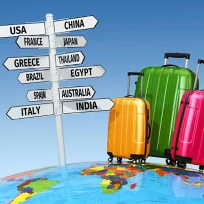 Tips for travelling overseas during peak season