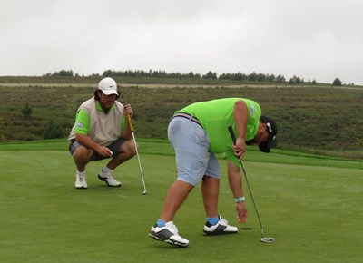 George Disability Awareness Charity Golf Day huge success