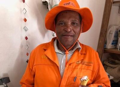 Staff indulged on Mandela Day