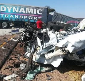At least 27 dead in Limpopo horror crash