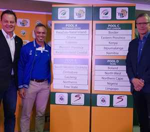 Cricket SA launches expanded Africa T20 Cup