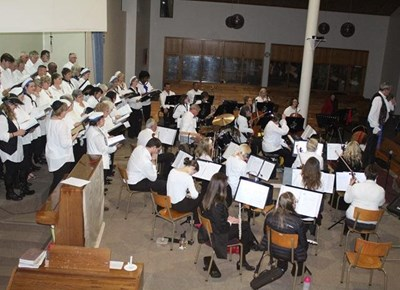Transports of Delight concert held by Carpe Musicam! orchestra