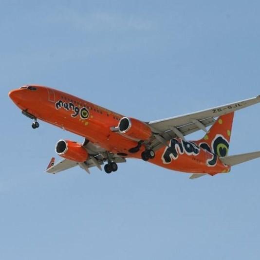 Mango stops Lanseria flights