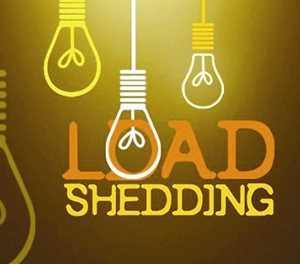 Stage 2 load shedding