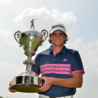 Jarvis closes out the first GolfRSA Triple Crown at Glendower