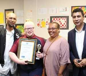 Ecked awards anti-bully campaign winners
