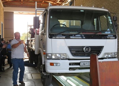 George Municipality Motor Vehicle Testing Station reopened