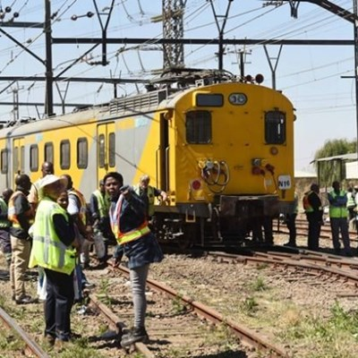 Train accident believed to be a result of signalling challenges