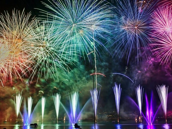 Cape Town bans fireworks for this year
