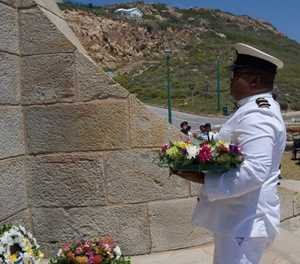Remembrance Day in Mossel Bay