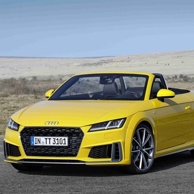 New Audi TT can be pre-ordered now