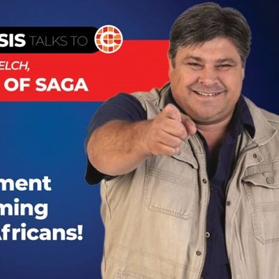 Government is disarming South Africans, says SAGA