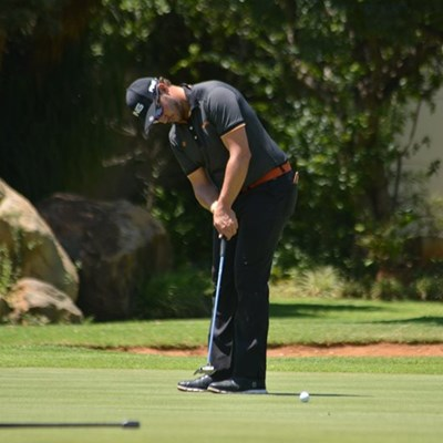 Lawrence leads by three at IGT Silver Lakes