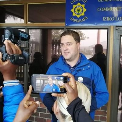 DA lays criminal charges against Mayor, senior officials