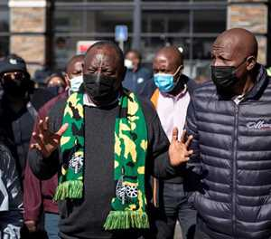 Violence acts not part of a society Nelson Mandela aspired to build – ANC