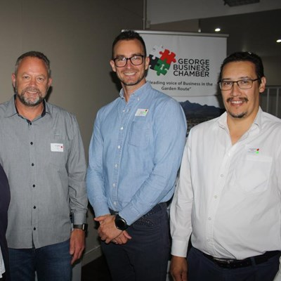 Businesses learn about water resilience projects