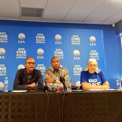 Maimane mobilises South Africans, wants parliament reconvened over Eskom crisis
