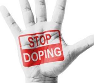 Doping test sample bottles: Ukad tells athletes not to refuse tests