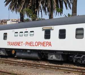 Phelophepa train coming to town