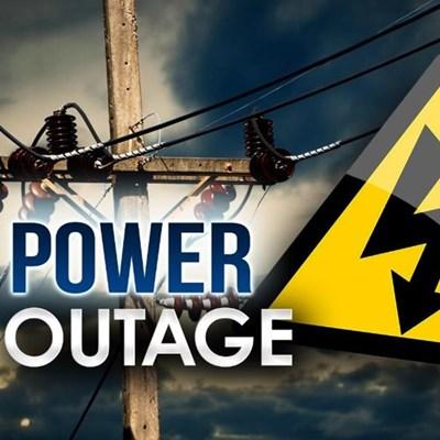 Planned power outage: Hansmoeskraal