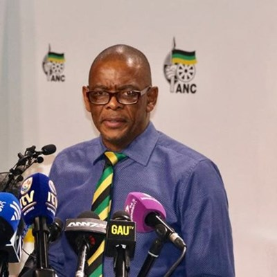 ANC's integrity commission recommends that Magashule 'step aside'