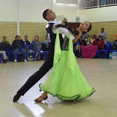 Baldansers presteer by Wes-Kaapse kampioenskappe
