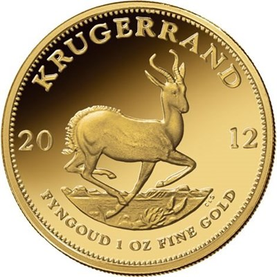 Krugerrand 'a gift that keeps on giving'
