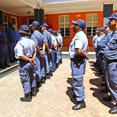 Police increase visibility
