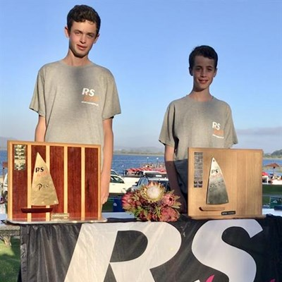 Vonk brothers fly at Tera class nationals