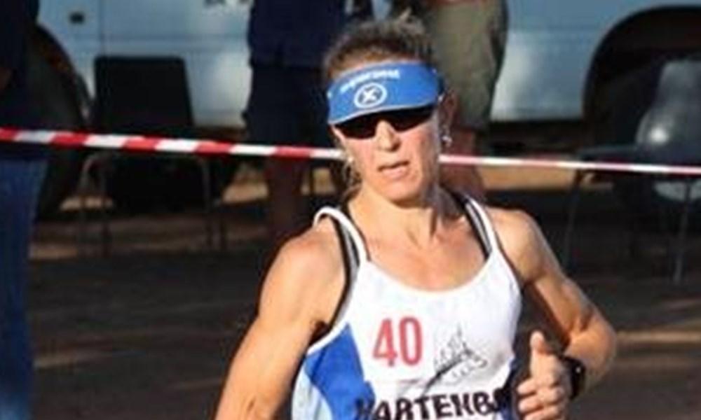 Runner profile: Benita Joubert