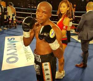 Moruti Mthalane to defend IBF fyweight belt in May
