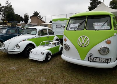 George Old Car Show well supported