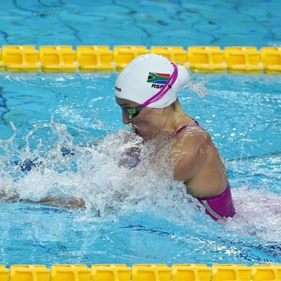 All about marginal gains for Schoenmaker ahead of Olympics