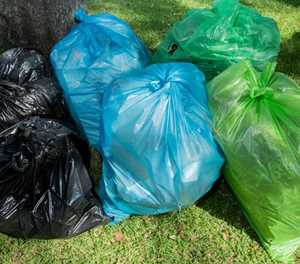 Recycling programme delayed