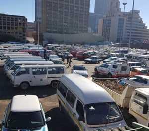 WC legislature scrutinises efforts to tackle taxi disruptions
