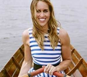 Team GB rowing star Helen Glover pregnant with twins