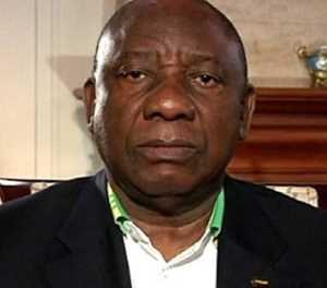 Blame for ANC's PM list put at Ramaphosa's door