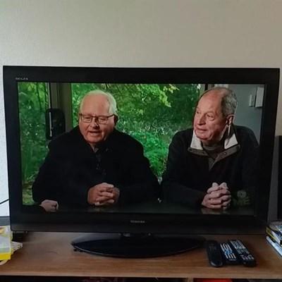Oud-Kwagga op Australiese televisie