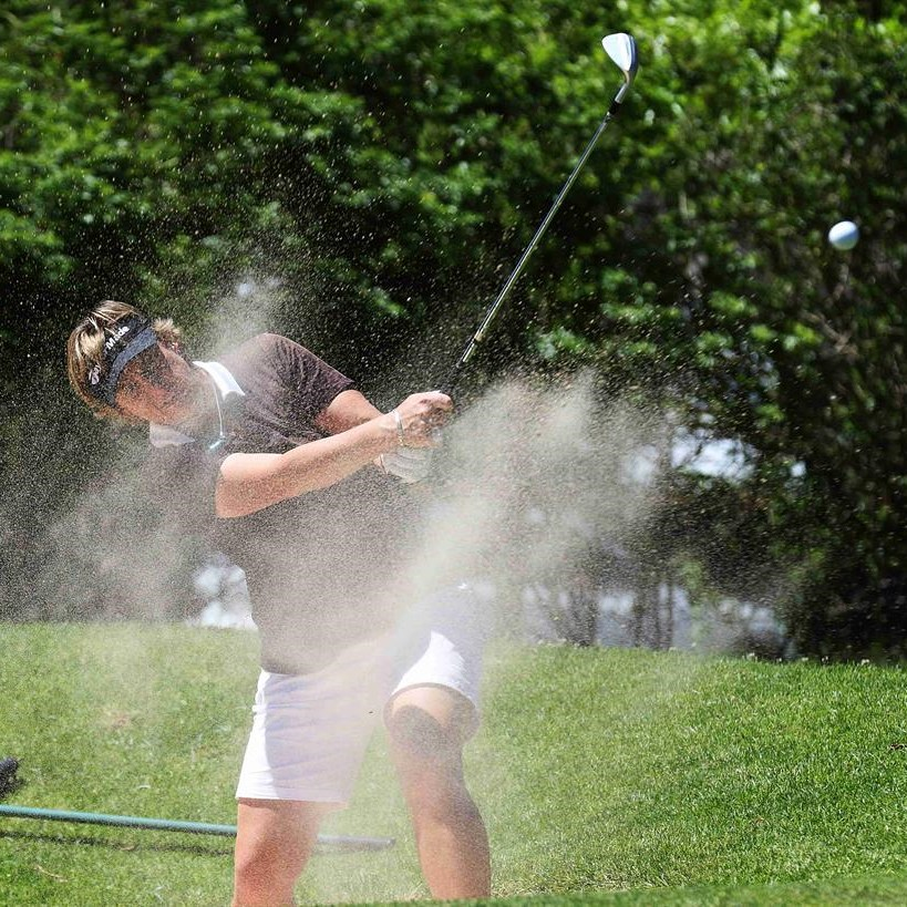 Ladies first at annual York Golf Day ... but men will feature next week