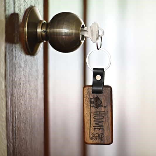 Tips for first-time home buyers to prevent intruders from breaking in