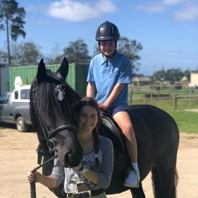 Only Ups, no Downs at Riding Club