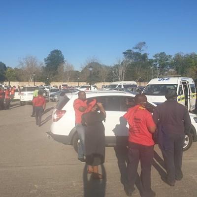 Bus driver strike continuing