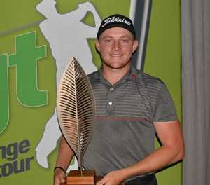 Venter keeps cool to nail down second IGT win
