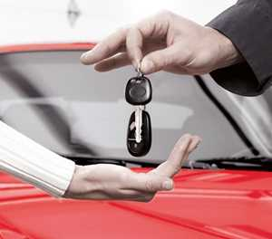 Slight increase in new vehicle sales