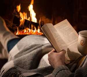 Have a cosy holiday at home
